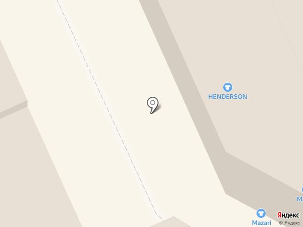 Henderson на карте Котельников