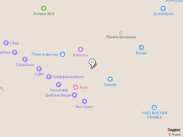 36,6 на карте Люберец