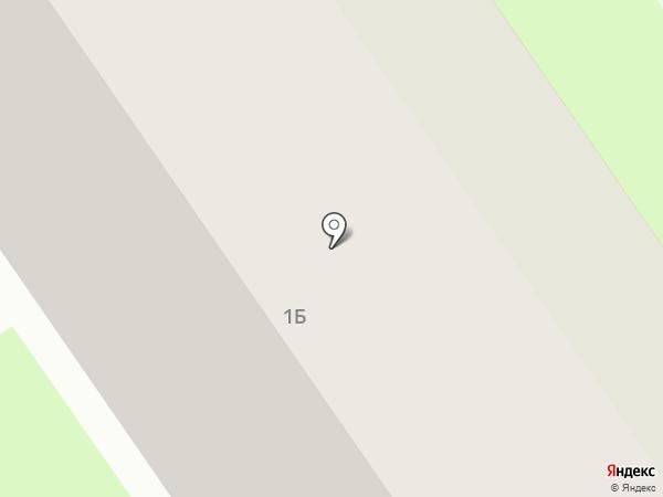 Учебно-производственный центр на карте Старого Оскола