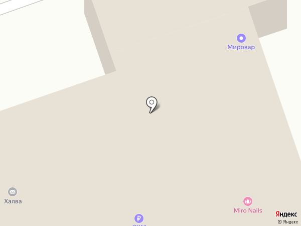 Пятерочка на карте Реутова