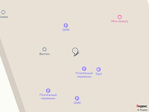 Тулкинг онлайн на карте Реутова