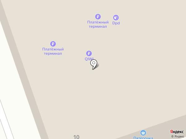 НДВ-недвижимость на карте Реутова