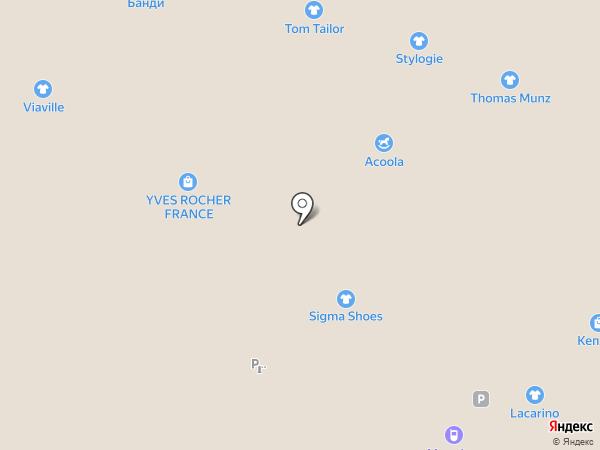 Yves Rocher на карте Люберец