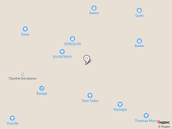 Classic From Svyatnyh на карте Люберец