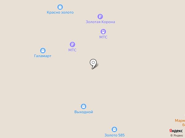 Coral Travel на карте Люберец