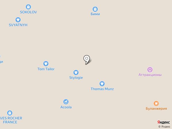 Tom Tailor на карте Люберец