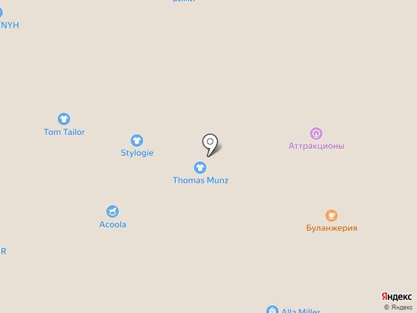 Stylogie на карте Люберец