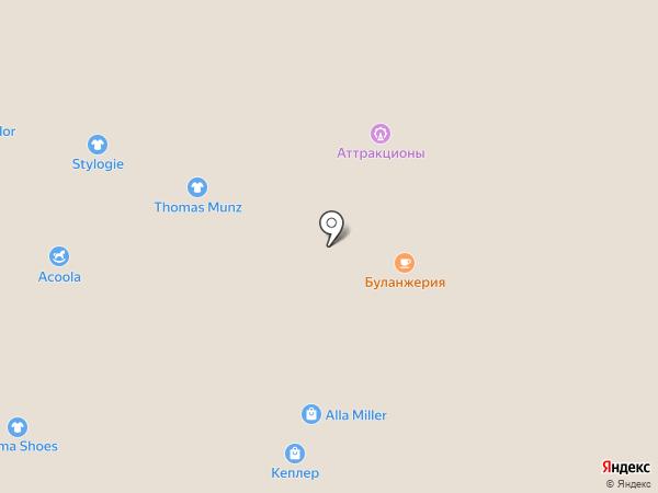 THOMAS MUNZ на карте Люберец