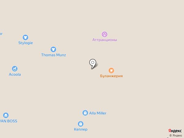 Fialini на карте Люберец