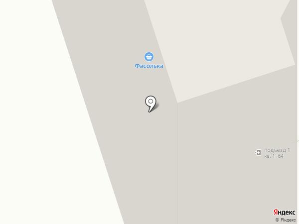 Камелия на карте Балашихи