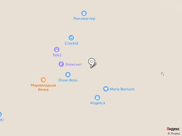 Tele2 на карте Люберец