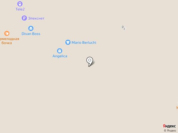 Капризуля на карте Люберец