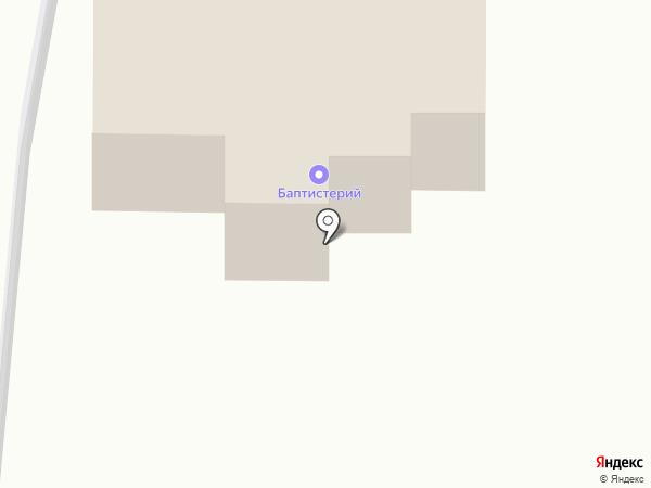 Храм Троицы Живоначальной на Валентиновском поле на карте Королёва