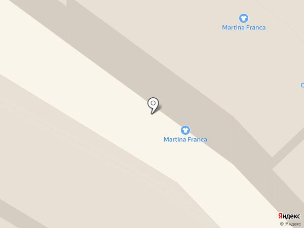 Martina Franca на карте Котельников