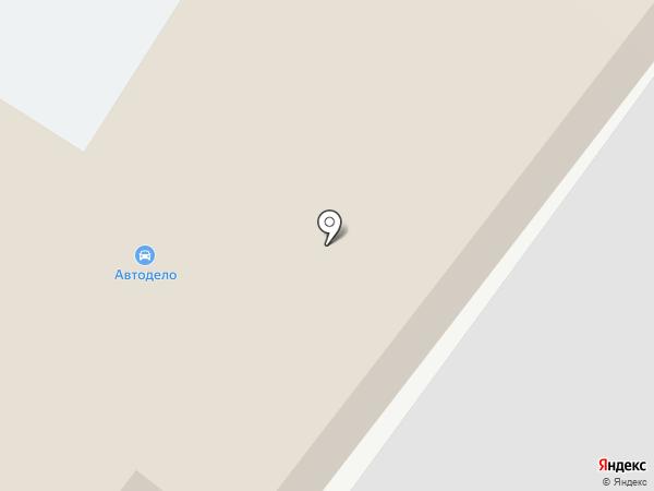 Radius на карте Старого Оскола