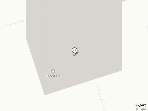 Аливер на карте Балашихи
