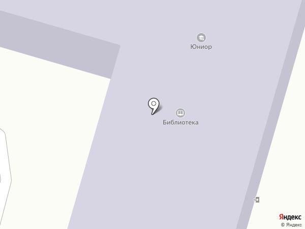 Средняя общеобразовательная школа №6 на карте Лыткарино