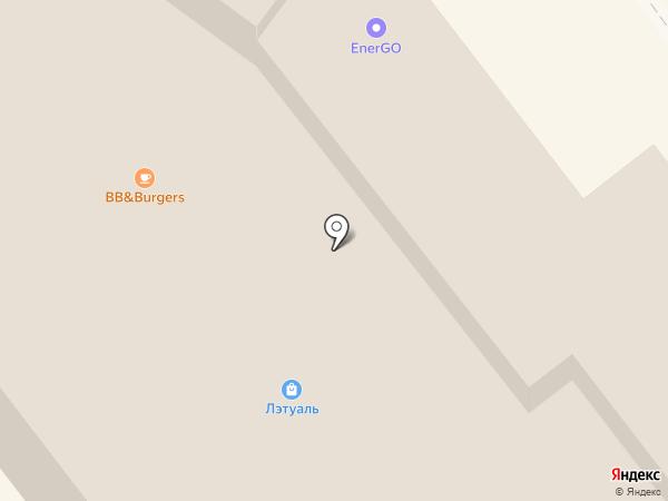 Л`Этуаль на карте Котельников