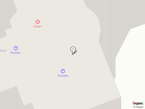 Sky-beauty на карте Реутова
