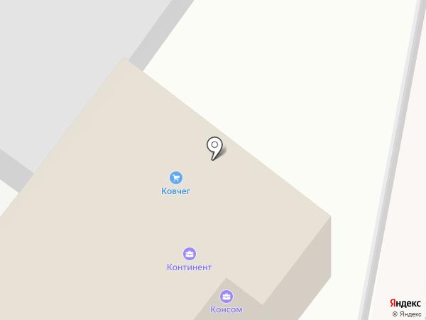 Общество защиты прав автомобилистов на карте Старого Оскола