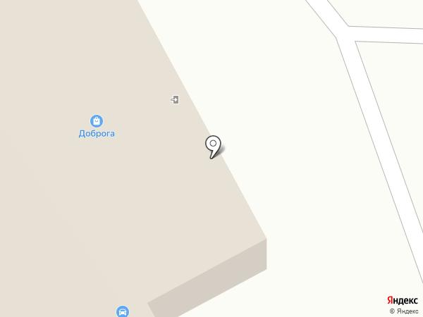 Метсервис, ЗАО на карте Старого Оскола