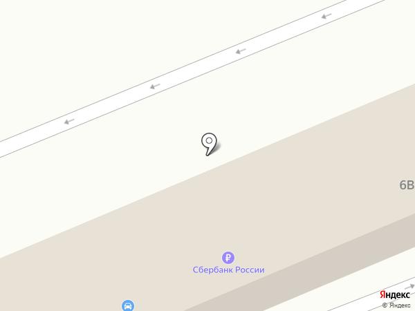 МойБери на карте Балашихи