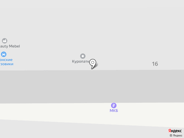 EGazon.ru на карте Реутова