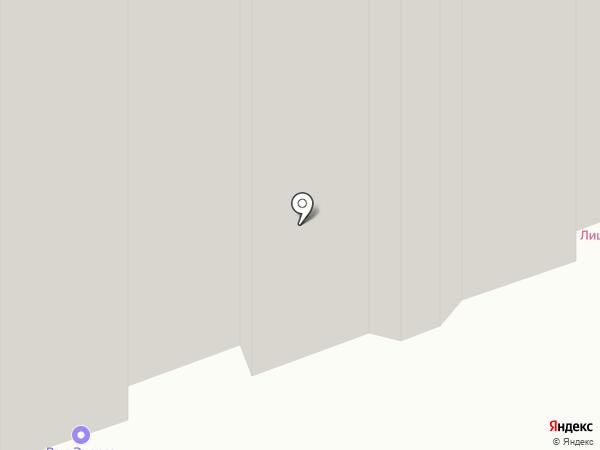 Реутэнерго на карте Реутова