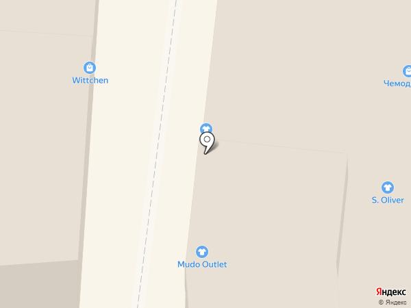 Samsonite на карте Котельников