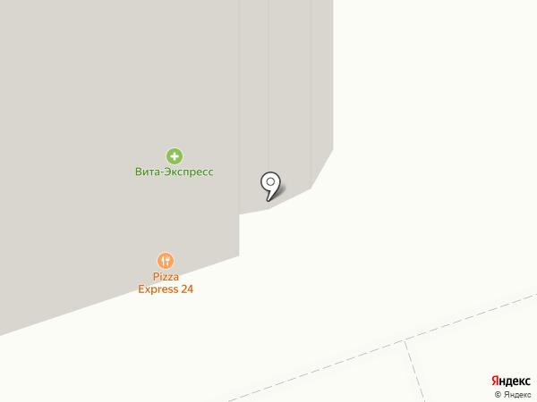 Живы-здоровы на карте Реутова