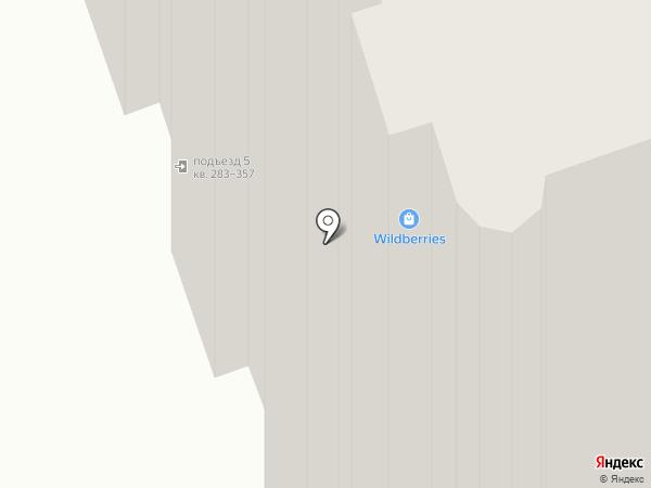777 на карте Реутова