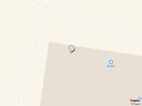 Bork на карте Котельников