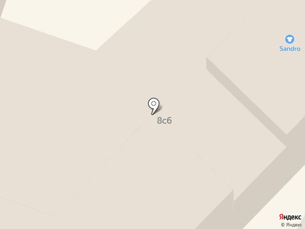 Estelle A-Store на карте Котельников