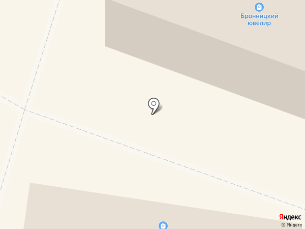 Бронницкий Ювелир на карте Котельников