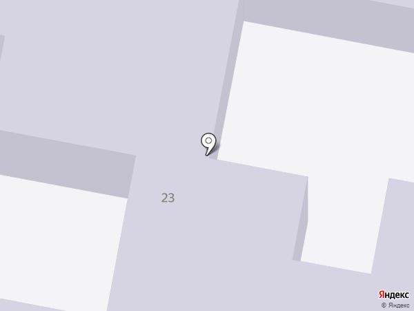 Детский сад №63, Машенька на карте Старого Оскола