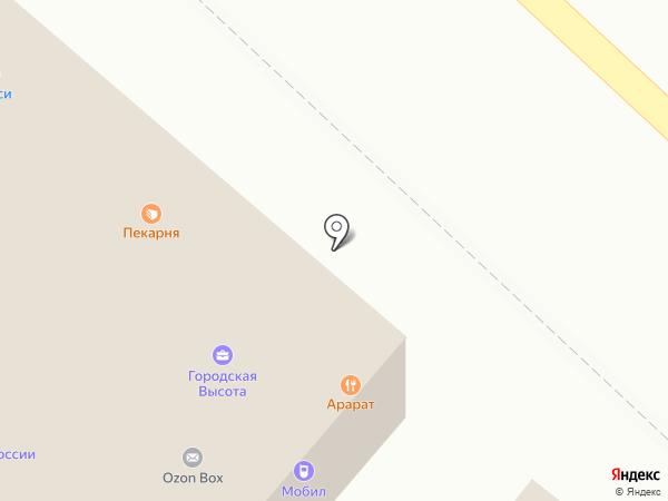 Дикси на карте Люберец