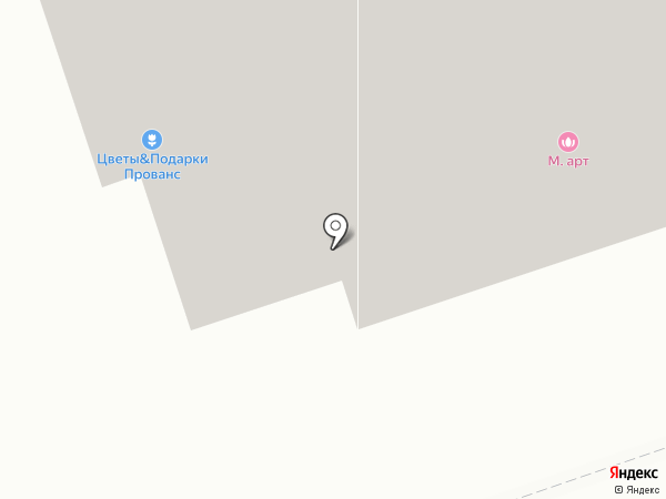 Март на карте Реутова