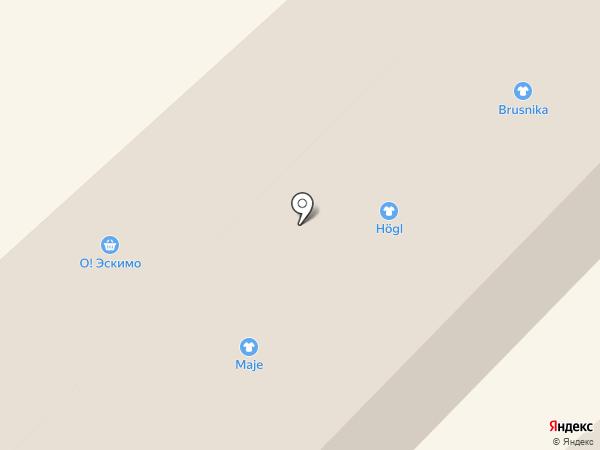 TERVOLINA на карте Котельников