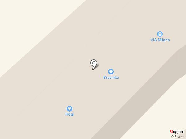 HÖGL на карте Котельников