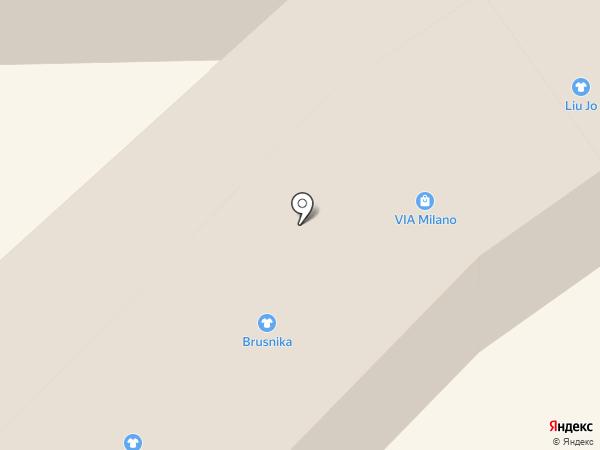 Rieker на карте Котельников