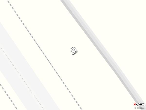 Космос на карте Домодедово