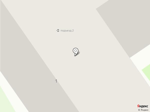 Жилищно-строительный кооператив-12 на карте Старого Оскола