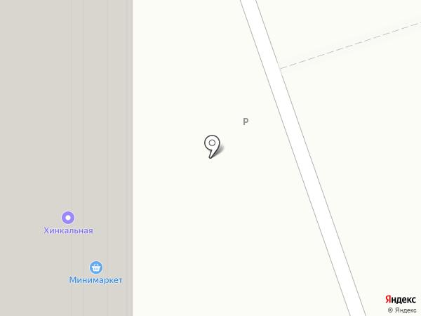 АТЛАНТА на карте Реутова