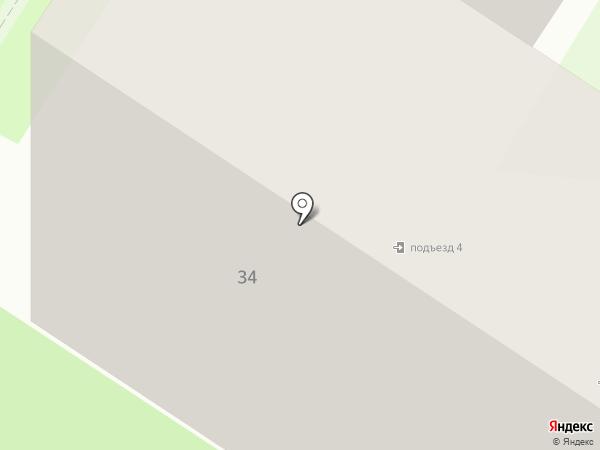 ВЫБОР на карте Старого Оскола