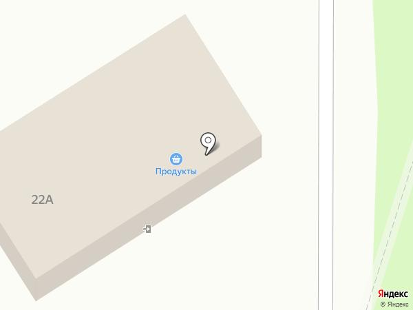 Магазин алкогольной продукции на карте Старого Оскола