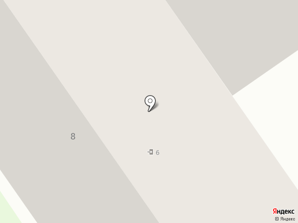 Магазин домашнего текстиля и трикотажа на карте Старого Оскола