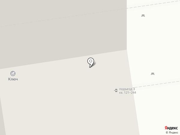 Абрикос на карте Балашихи