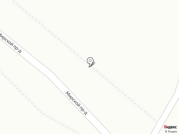 ИнтерЭкспресс на карте Балашихи