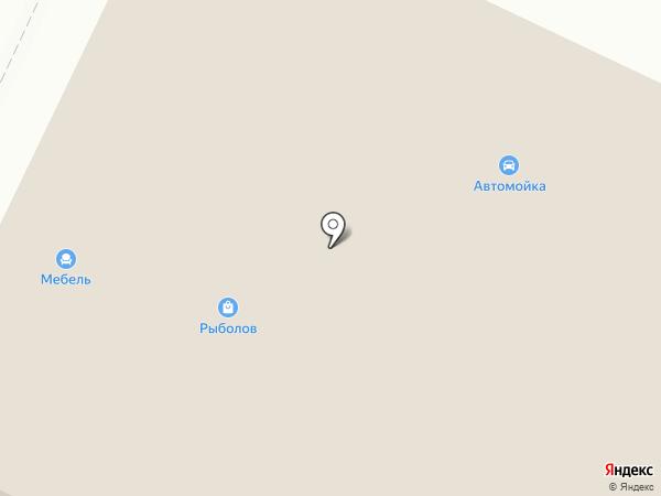 Рыболов, магазин рыболовных принадлежностей на карте Ясиноватой