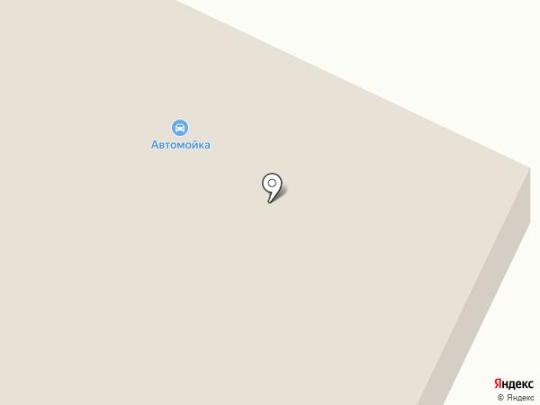 Окна Прок, салон на карте Ясиноватой